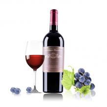 巴格斯b2015一级蛇龙珠干红葡萄酒