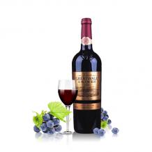 长城 • 云漠天赋葡园精选梅鹿辄干红葡萄酒