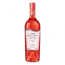 长城云漠酒庄2013桃红葡萄酒