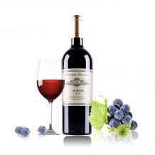 巴格斯2015一级梅鹿辄干红葡萄酒