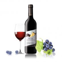 贺兰山特选干红葡萄酒 750毫升