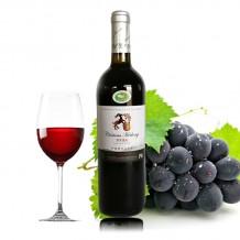 贺东庄园 北纬38°高级赤霞珠干红葡萄酒