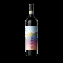 红寺堡酒庄 炫丽美乐干红葡萄酒 宁夏贺兰山东麓