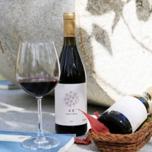 志辉源石 • 石黛赤霞珠干红葡萄酒