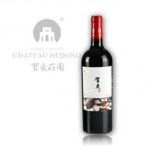 贺东庄园 赤霞珠干红葡萄酒