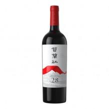 宁夏贺兰红N28 赤霞珠干红葡萄酒
