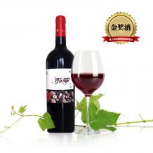 立兰酒庄 览翠干红葡萄酒750ML 金奖酒