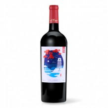 甘麓干红葡萄酒(蓝标)2016