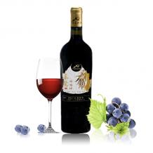 容园美 兰山红西拉干红葡萄酒