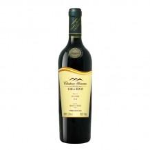 长城云漠酒庄2012梅鹿辄干红葡萄酒
