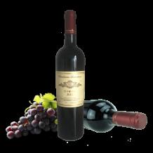 巴格斯2015巴卡娜干红葡萄酒