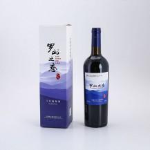 罗山酒庄 罗山之恋(赤霞珠)干红葡萄酒