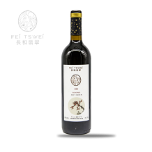 长和翡翠 混酿干红葡萄酒 宁夏贺兰山东麓