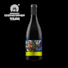 贺东庄园 油画系列赤霞珠干红葡萄酒