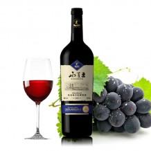 西夏王至上优品蛇龙珠干红葡萄酒(皇冠)
