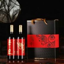 源石酒庄 如意 · 辛丑新春纪念干红葡萄酒