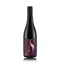 华昊酒庄 兰山小瓶 蛇龙珠干红葡萄酒 375毫升小瓶红酒