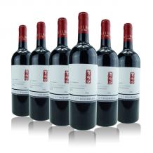 立兰酒庄 贺兰石干红葡萄酒 6支/箱